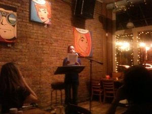 Alyson Lyon at Story Club