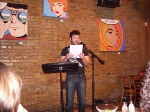 Keith Ecker at Story Club