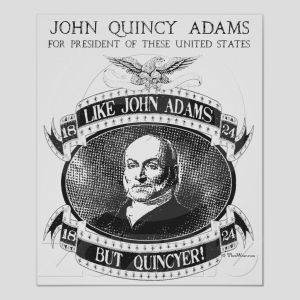 john adams versus john quincy adams essay John adams versus john quincy adams essay example even though john adams (1735-1826) and john quincy adams (1767-1848) were father and son, also they were our president in the united states but they are not the same.