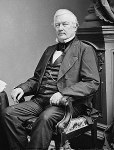 Cartwheel King Millard Fillmore