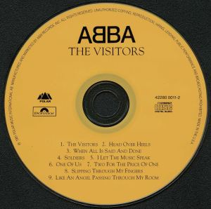 "Abba ""The Visitors"""